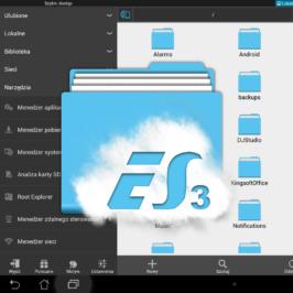 ES File Explorer – polskie tłumaczenie