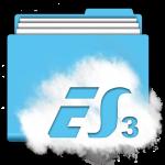 ES File Explorer - ES Eksplorator plików - ikona