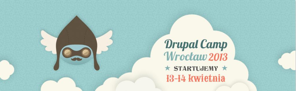 DrupalCamp Wrocław 2013 - top