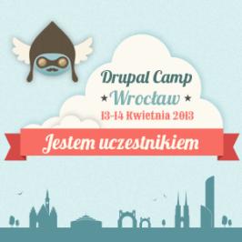 DrupalCamp Wrocław 2013